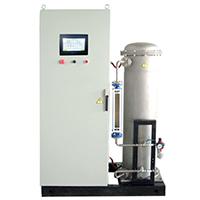 并装有取样阀,每个设备的取气管分别通过各自的发生臭氧浓度仪检测图片